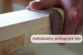 Výroba čaluneného nábytku